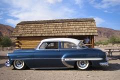 1953 Chevrolet BelAir 2-dr Sedan