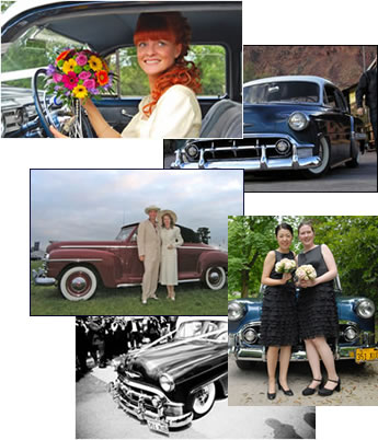 Welcome to Classic American Wedding Cars
